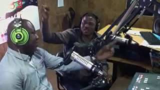 Lets talk about it with Ayefele and E.O.B Pt.1