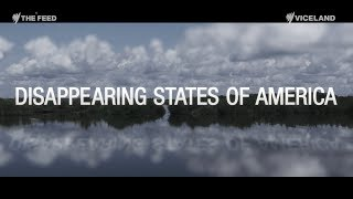 Disappearing States of America: The USA