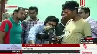 মোশাররফ করিম Mosharraf Karim new natok behind the scene