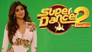 Shilpa Shetty Shoots For The Promo Of Super Dancer - Chapter 2