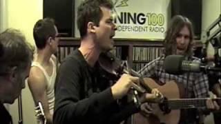 """Old Crow Medicine Show - """"Alabama High Test"""" Live At Lightning 100 Studio"""