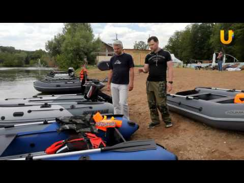 обзор лодок лоцман
