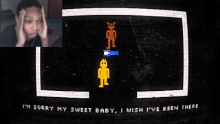 Its Been So Long - Five Nights At Freddy's 2 Song REACTION | TRICKED
