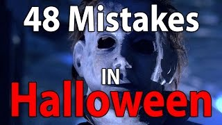 48 Mistakes in HALLOWEEN (1978) - EWW... Lets Fail Films