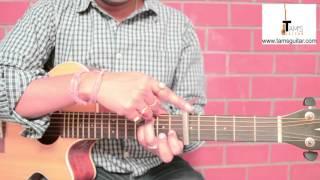 Jeena Jeena guitar lesson fingerstyle intro (www.tamsguitar.com)
