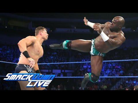 Apollo Crews vs. The Miz: SmackDown LIVE, Sept. 6, 2016 Video