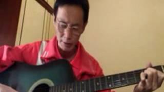 LOUIS黃世勇(奎凱)吉他彈唱【長白山上】費玉清