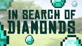 In Search of Diamonds (Minecraft / Music Video)