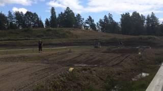 Oscar Brix - Motocross træningslejr i Sverige