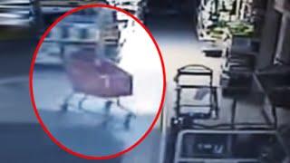 5 Creepy Poltergeist Footage Caught On Tape