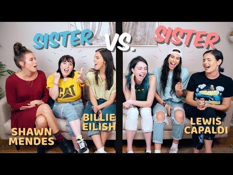 SISTER VS. SISTER HARMONIZING CHALLENGE PART 2