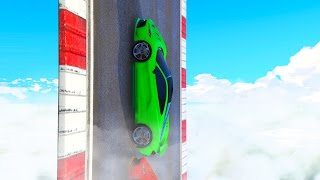 IMPOSSIBLE VERTICAL CHALLENGE! (GTA 5 Funny Moments)