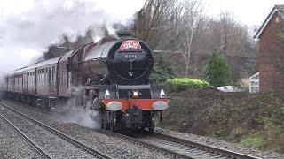 Mainline Steam At Speed