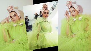 Cannes 2019 | Ranveer calls Deepika's lime green look 'nuts'