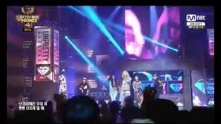 Show Me The Money 4 [smtm4] Unpretty Rapstar 2 - Special Performance