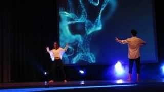 James Arthur - Impossible | DANCE Jane Karol & Valentīns Kiļeso