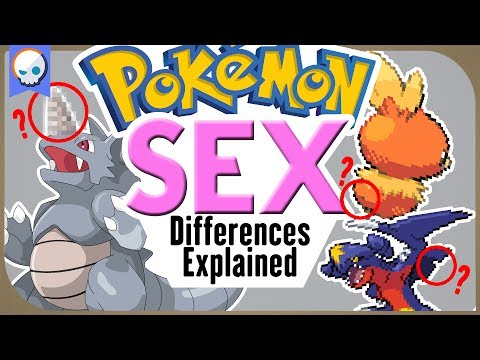 Xxx Mp4 Every Gender Difference In Pokemon EXPLAINED Gnoggin Part 1 3gp Sex