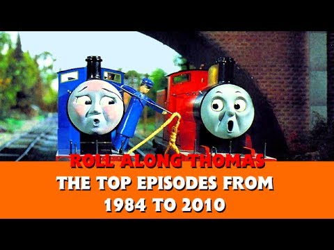 Roll Along Thomas Thomas & Friends The Best of Thomas of Each Series and Special 1984 to 2010