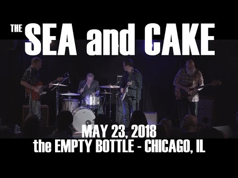 the SEA and CAKE - 2018 FULL SHOW 4K Empty Bottle Chicago, IL QUALITY AUDIO Video Clip