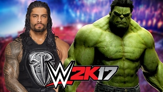 Roman Reigns vs Hulk