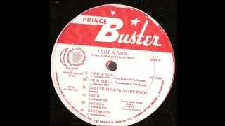 Prince Buster ‎-- National Ska - Pain In My Belly - 1964 full album