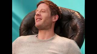 James Norton in the episode of Portrait Artist of the year show, Feb 02, 2017
