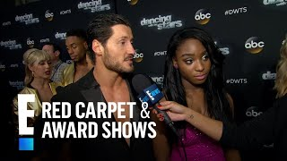 "Normani Kordei Dances to Fifth Harmony Song on ""DWTS"" 