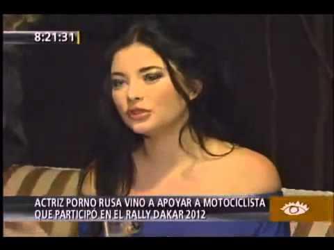 Bella rusa y actriz porno Anna Polina