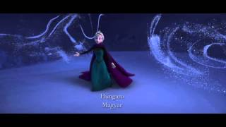 Frozen: Una Aventura Congelada - Libre Soy en 25 idiomas