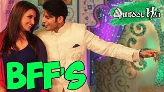 Qubool Hai : OMG! Karanvir Bohra aka Aahil found a New BEST FRIEND   REVEALED