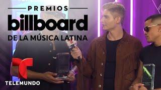 Gente de Zona forma la gozadera con 3 premios | Billboards | Entretenimiento