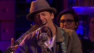 Jason Mraz - I Won't Give Up - RTL LATE NIGHT