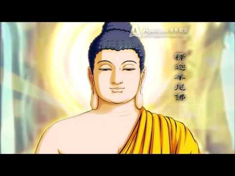 NHẸ NHÀNG Om Mani Padme Hum với Nụ Cười Từ Ái và Ánh Mắt Hiền Hòa của Đức Phật HD 1080p