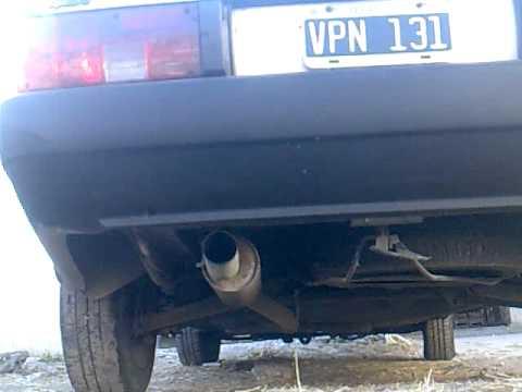 Fiat Regatta Sc 92 Con Limitador De RPM