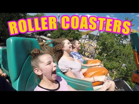 Xxx Mp4 SCARY ROLLER COASTERS EXTREME FAMILY FUN Haschak Sisters 3gp Sex