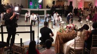 Rachita and Sameer's Wedding Reception Dance