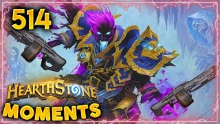 Anduin Goes Full Ham!!   Hearthstone Daily Moments Ep. 514