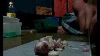 How to chop onions - খুব দ্রুত পিয়াজ কাটার কৌশল