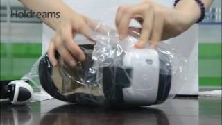 Baofeng Mojing V 5.0 | Google Cardboard VR BOX 5 generation Virtual Reality Glasses Unboxing Video