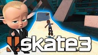 Skate 3 - Boss Baby Cheat Code!? 😱