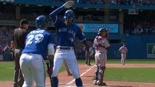 8/27/16: Blue Jays rally back to take down Twins, 8-7