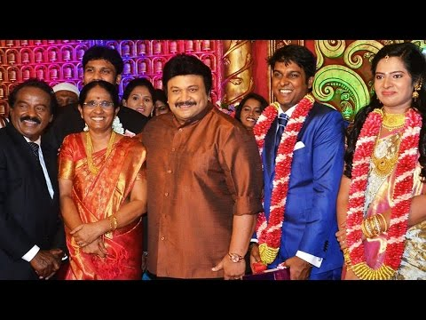 Xxx Mp4 Vasanth And Co S Owner Son Marriage Reception Venkat Prabhu Family Kushboo More 3gp Sex