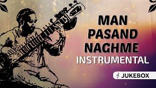 Man Pasand Naghme by Ustad Salamat Ali Khan | Instrumental Songs | Non -Stop Jukebox
