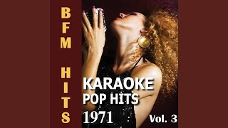 You're My World (Originally Performed by Tom Jones) (Karaoke Version)
