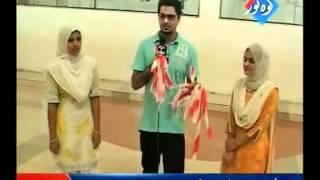 Follow Me program at Hajvary University on KoheNoor TV part2.flv