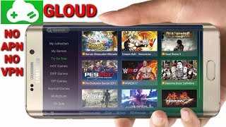 HOW TO DOWNLOAD GLOUD GAMING APP || FULL INFORMATION || WWE 2K17 & TEKKEN 7 ONLINE PLAY PROCESS