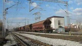 Ranžirni kolodvor Zagreb ; Grupa Croatae