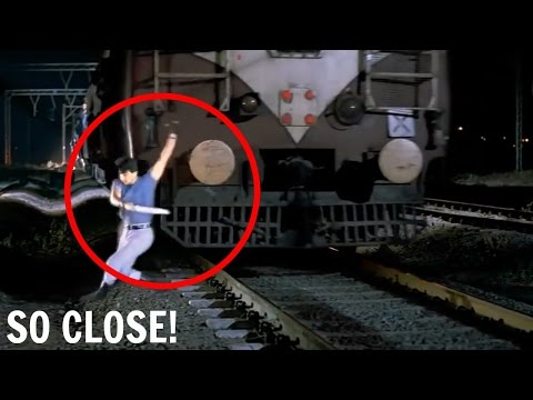 5 Bollywood Actors Who Almost Died While Filming Movies!
