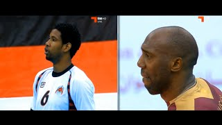 'Duel of Cuban superstar' Wilfredo Leon vs Robertlandy Simon in Qatar volleyball Cup 2016 Final