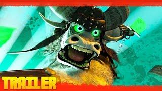 Kung Fu Panda 3 (2016) Tráiler Oficial #2 Español
